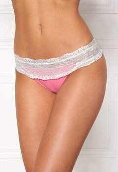 Elsa & Rose Swimwear Hips Don't Lie Bottom Rosa/vit spets Bubbleroom.se