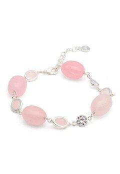 SNÖ of Sweden Emilia Mix Bracelet S/pink Bubbleroom.se