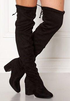New Look Erica High Leg Boots Black Bubbleroom.se