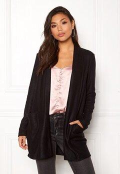 Jacqueline de Yong Evita Jacket OTW Black Bubbleroom.se