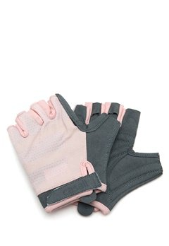 Casall Excercise Glove Wmn 307 Lucky pink/grey Bubbleroom.se