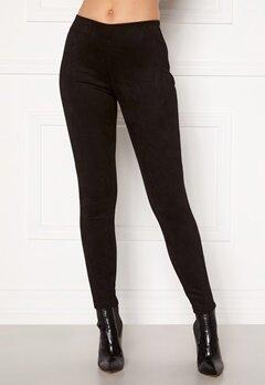 VILA Faddy Leggings Black Bubbleroom.se