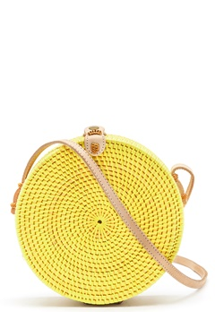 Farrow Rolling Roundie Bag Yellow Bubbleroom.se