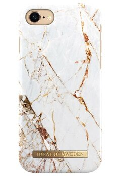 iDeal Of Sweden Fashion Case iPhone Carrara Gold Bubbleroom.se