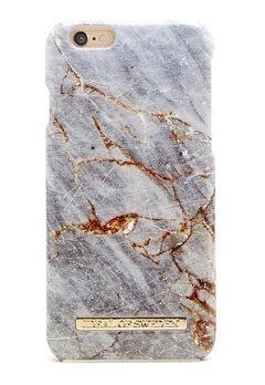 iDeal Of Sweden Fashion Case iPhone Royal Grey Marble Bubbleroom.se