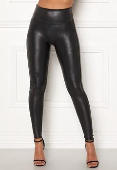 Spanx Faux Leather Leggings Black Bubbleroom.se