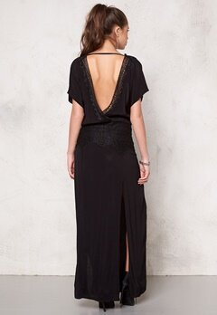 F.A.V Lily Lace Long Black Bubbleroom.se