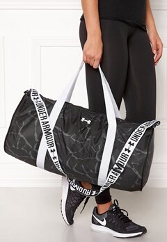 Under Armour Favorite Duffel 2.0 Black Bubbleroom.no