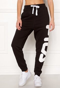 FILA Classic Basic Sweatpants Black Bubbleroom.se
