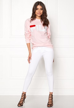 FILA Classic Logo Sweat Blushing Bride Bubbleroom.fi