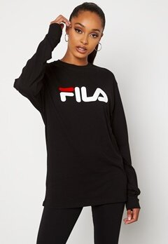 FILA Classic Pure Long Sleeve 2 Black Bubbleroom.se