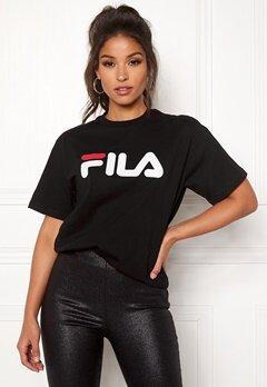 FILA Classic Pure SS Tee Black Bubbleroom.se