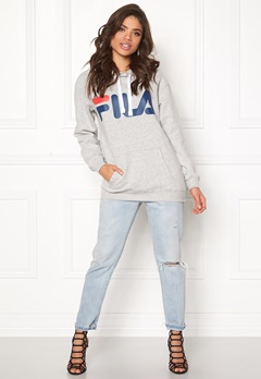 FILA Crash Hoodie Grey Bubbleroom.eu