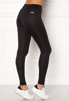 FILA Flex 2.0 Leggings Black Bubbleroom.no