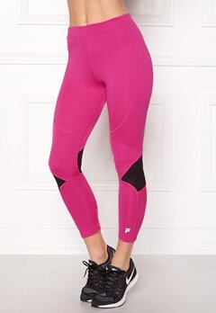 FILA Galleane 7/8 Tights Pink Glo Bubbleroom.fi