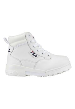 FILA Grunge Mid Boots White Bubbleroom.se
