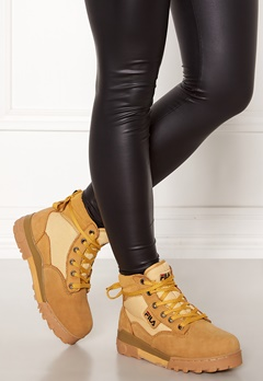 FILA Grunge Mid Wmn Boots Chipmunk Bubbleroom.se