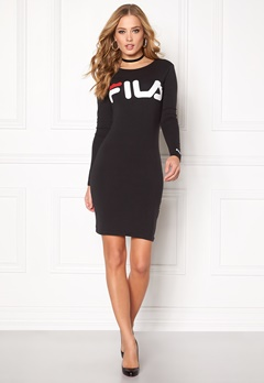 FILA Larisa Dress Black Bubbleroom.no