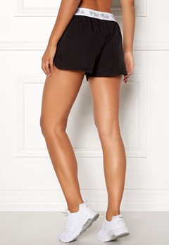 FILA Leane Shorts 002 Black Bubbleroom.se
