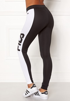 FILA Leggings Zoe Black Bubbleroom.eu