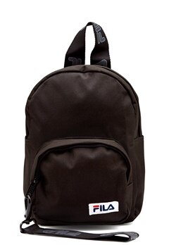 FILA Mini Strap Backpack 002 Black Bubbleroom.se