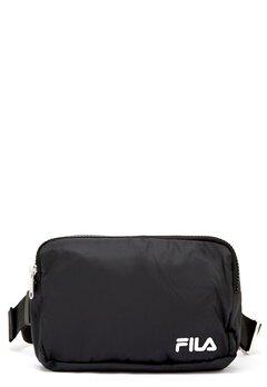 FILA Nylon Waist Bag Monki 002 Black Bubbleroom.se