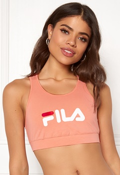 FILA Other Crop Top Salmon Bubbleroom.se