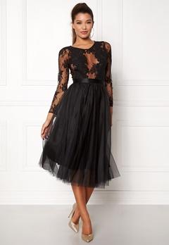 Ida Sjöstedt Flawless Skirt Black Bubbleroom.se