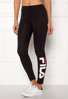 FILA Flex 2.0 Leggings 002 Black Bubbleroom.se