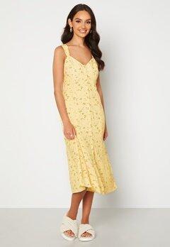 FOREVER NEW Frankie Button Through Sun Dress Lemonade Ditsy Bubbleroom.se