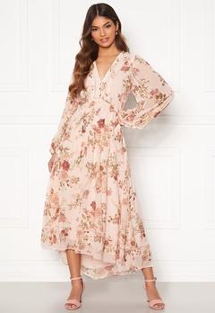 FOREVER NEW Raelynn Relaxed Midi Dress Modern Romance Bubbleroom.se