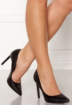 Francesco Milano High Heel Pumps Nero Bubbleroom.se