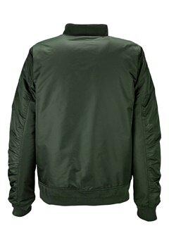 Franklin & Marshall Military Jacket 498 Military Bubbleroom.no