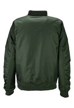 Franklin & Marshall Military Jacket 498 Military Bubbleroom.se