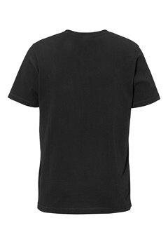 Franklin & Marshall T-shirt 006 Black Shadow Bubbleroom.se