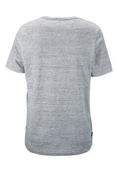 Franklin & Marshall T-Shirt 874 Sport Grey Bubbleroom.no