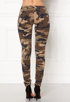 FREDDY Skinny Shaping Legging Dark Camo Jersey Bubbleroom.se