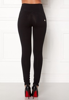 FREDDY Skinny Shaping HW Legging Black Jerse Bubbleroom.fi