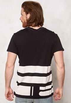 G-STAR Benlo s/s T-shirt 990 Black Bubbleroom.se