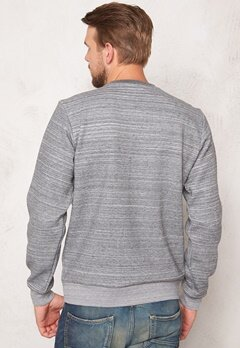 G-STAR Scorc Pocket r Sweatshirt grey htr Bubbleroom.se