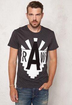 G-STAR Vodan s/s T-shirt Black Bubbleroom.no