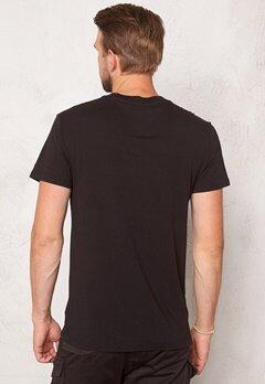 G-STAR Warth s/s T-shirt Black Bubbleroom.no