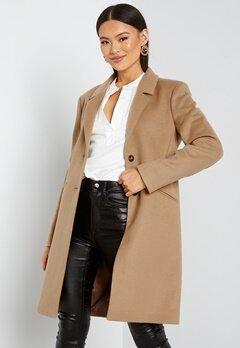 GANT Classic Tailored Coat 248 Dark Khaki Bubbleroom.se