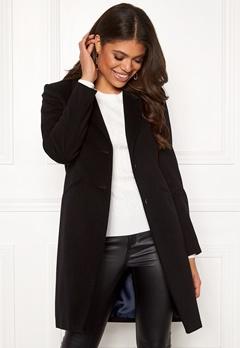 GANT Classic Tailored Coat 5 Black Bubbleroom.se