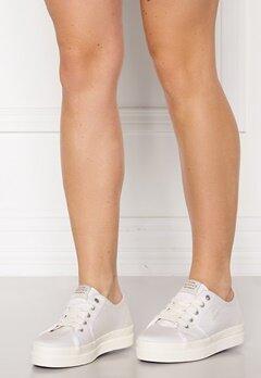 GANT Leisha Low Lace Shoes White Bubbleroom.se