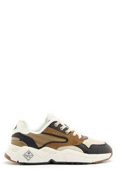 GANT Nicewill Sneaker Beige/Black Bubbleroom.se
