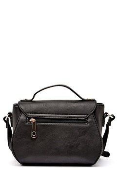 Gessy Rivets Bag Black Bubbleroom.se
