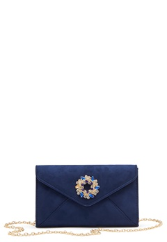 Koko Couture Glamour Bag Navy Bubbleroom.fi