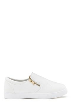 Glossy Magda Sneaker Wht Bubbleroom.fi