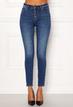 Guess 1981 Exposed Button Jeans Tabi Bubbleroom.se